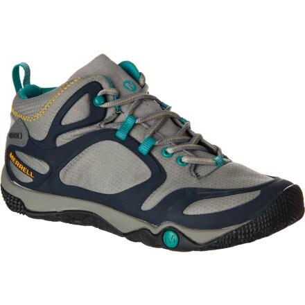 Merrell Proterra Mid Gore-Tex Hiking Shoe - Women's Charcoal, 7.5