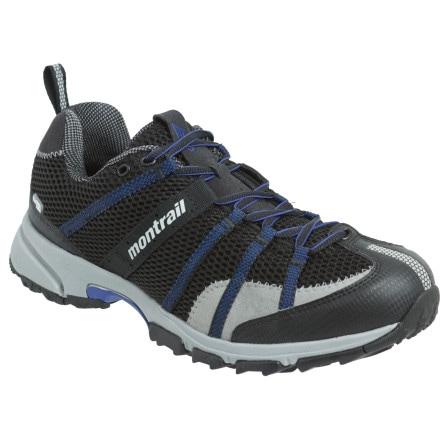 photo: Montrail Men's Mountain Masochist II OutDry trail running shoe
