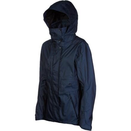 photo: Nau Men's Refugio Jacket waterproof jacket