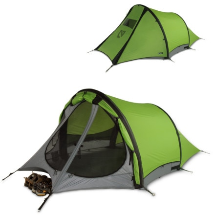 NEMO Equipment Inc. Morpho 2P Tent: 2-Person 3 Season
