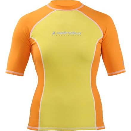 NRS Hydrosilk Rash Guard - Short-Sleeve - Women's