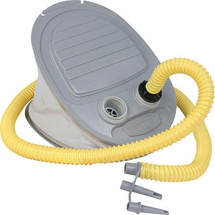 photo: NRS Bravo 2 Foot Pump air pump