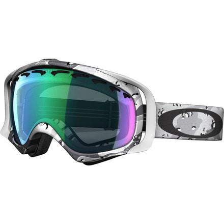8ba97b2f5e33 Oakley Crowbar Ski Goggles Tanner Hall