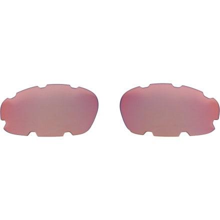 Oakley Split Jacket Replacement Lenses G30 Iridium Vented, One Size