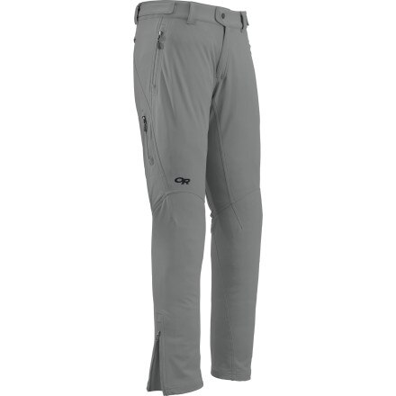 photo: Outdoor Research Salvo Pant soft shell pant