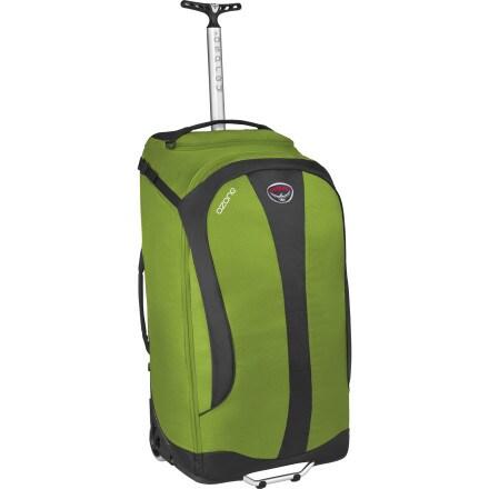 review detail Osprey Packs Ozone 28 Rolling Gear Bag - 4882cu in