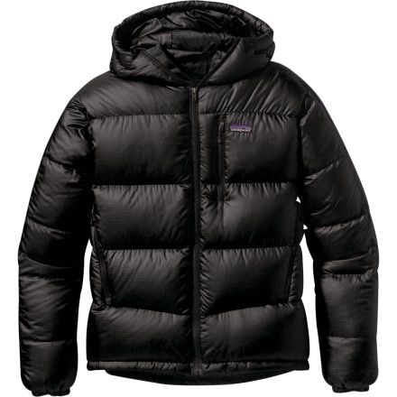 Patagonia Fitz Roy Hooded Down Jacket Men S On Sale At