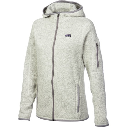 Patagonia Better Sweater Full-Zip Hooded Fleece Jacket - Women's