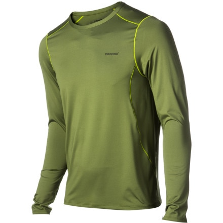 Patagonia Capilene 1 Silkweight Stretch Crew - Men's