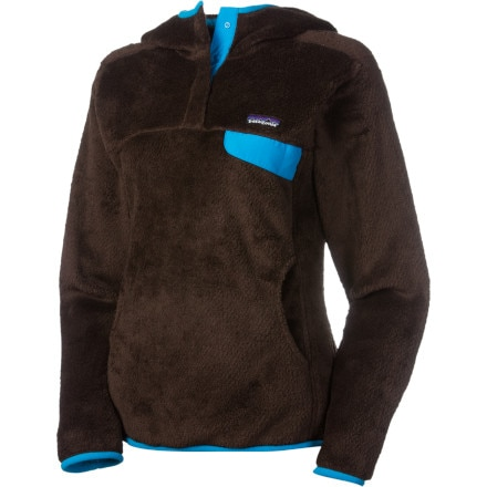Patagonia Re-Tool Pullover Hooded Fleece Jacket  - Women's