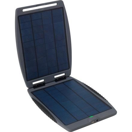 photo: Powertraveller Solargorilla solar charger