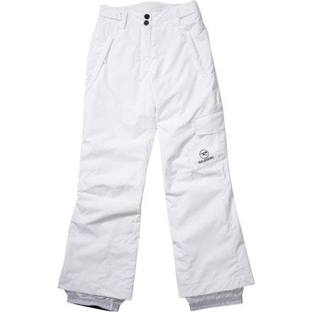 photo: Rossignol Girls' Cargo Pant snowsport pant