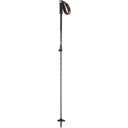 photo: Salomon Element Vario alpine touring/telemark pole