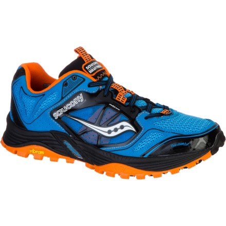 review detail Saucony PowerGrid Xodus 4.0 Trail Running Shoe - Men's