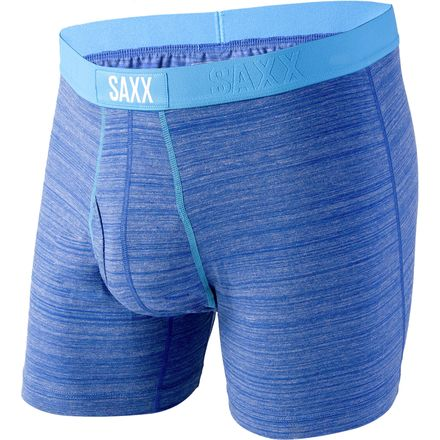saxx ultra tri blend boxer brief with fly men 39 s. Black Bedroom Furniture Sets. Home Design Ideas