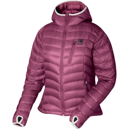 Sierra Designs Gnar Hooded Down Jacket - Women's