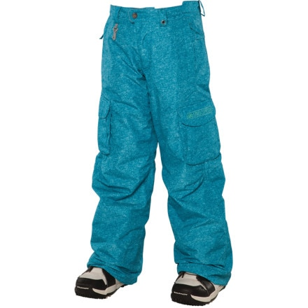 Smarty Mandy Insulated 3-In-1 Pant - Girls