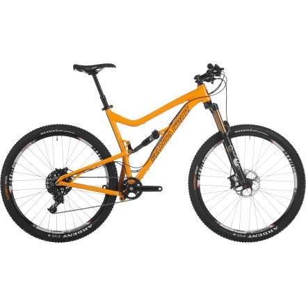 review detail Santa Cruz Bicycles Tallboy LT X01 AM Complete Mountain Bike