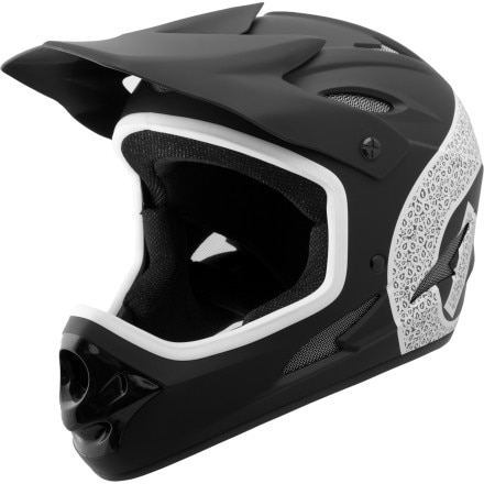 Six Six One Comp Shifted Helmet