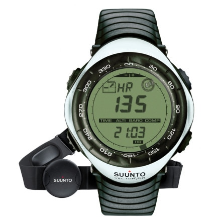 Suunto Vector HR Altimeter Watch