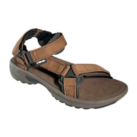 Leather Women ~ Teva Sandals Hippie fy7vmYbI6g
