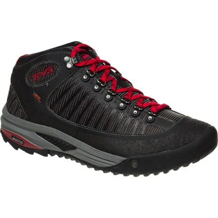 photo: Teva Men's Forge Pro Mid eVent hiking boot