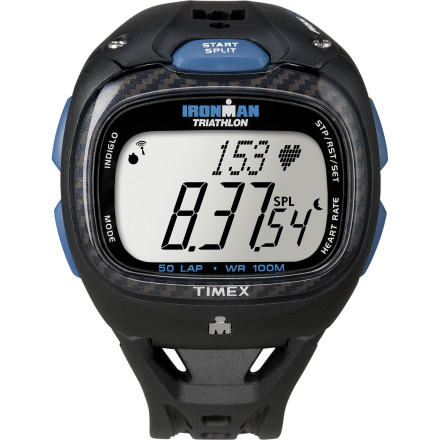 Timex Ironman Race Trainer Pro Digital Heart Rate Monitor Kit