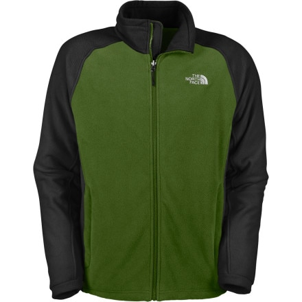 photo: The North Face Kids' Khumbu Jacket fleece jacket