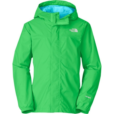 The North Face Zip Line Rain Jacket - Girls'
