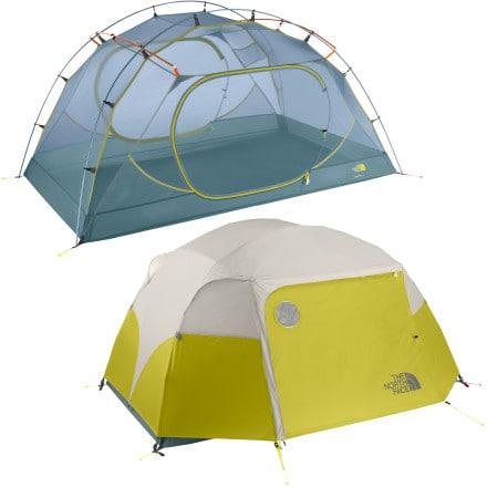 photo: The North Face Minibus 2 three-season tent