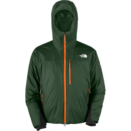 The North Face Redpoint Optimus Insulated Jacket - Men's Noah Green, L