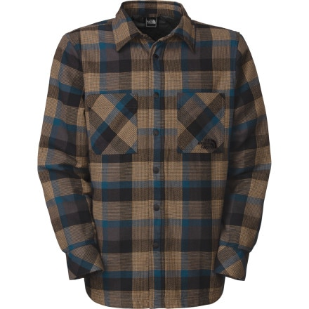 The North Face Fort Point Flannel Shirt - Long-Sleeve - Men's