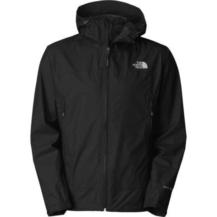 photo: The North Face Blue Ridge Paclite Jacket waterproof jacket