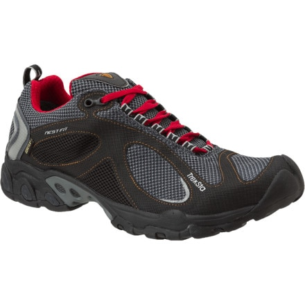 photo: TrekSta Men's Evolution GTX trail shoe