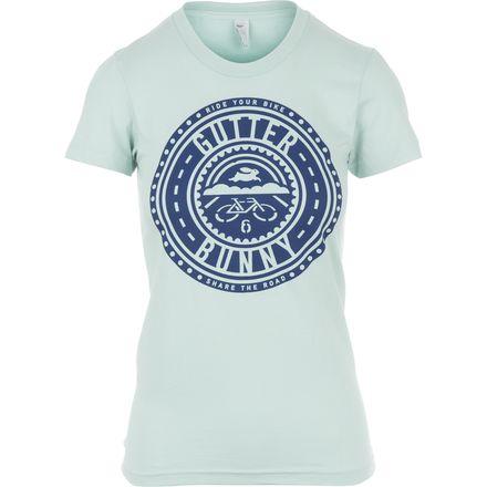 Twin Six Gutter Bunny T-Shirt - Short-Sleeve - Women's