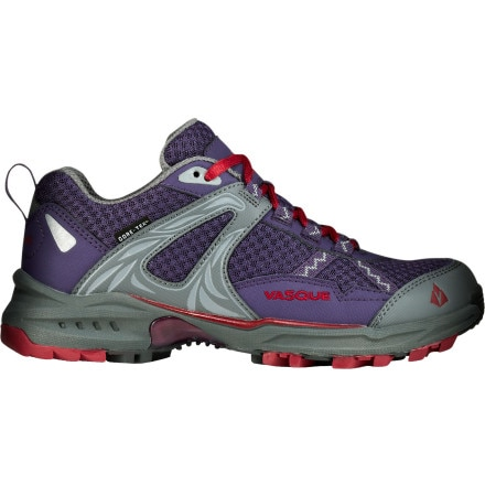 photo: Vasque Women's Velocity 2.0 GTX trail running shoe