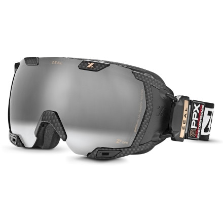 Zeal Z3 GPS Goggle - Polarized Photochromic