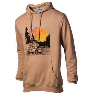 Stay Wild Pullover Hoodie - Men's