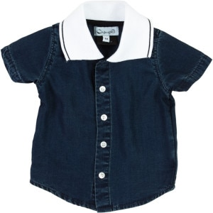 Tencel Polo Shirt - Short-Sleeve - Infant Boys'