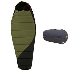 Desert Pine Sleeping Bag: 0 Degree Synthetic