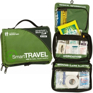 Smart Travel First Aid Kit