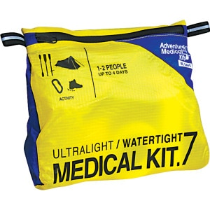 Ultralight & Watertight .7 First Aid Kit