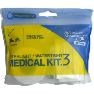 Ultralight & Watertight .3 First Aid Kit