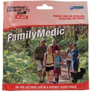 Adventure Medical Family Medic Kit