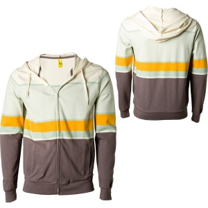 Analog Vertex Full-Zip Hooded Sweatshirt - Mens's