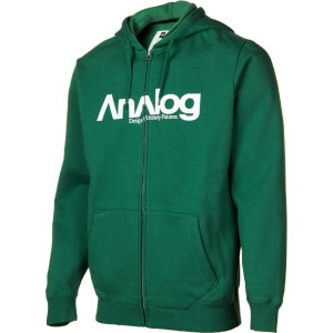 Analog Enterprise Full-Zip Hoodie - Men's