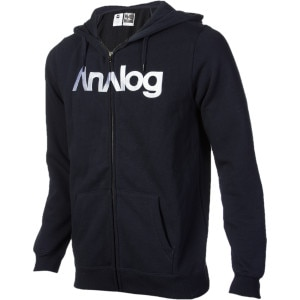 Analog Analogo Full-Zip Hoodie - Men's