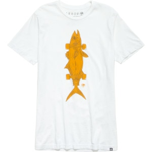 Arbor Mackerel T-Shirt - Short-Sleeve - Men's