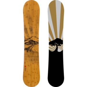 Roundhouse Snowboard - Wide
