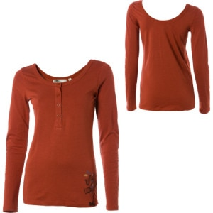 Arbor Lowback Henley - Long-Sleeve - Women's - 2009